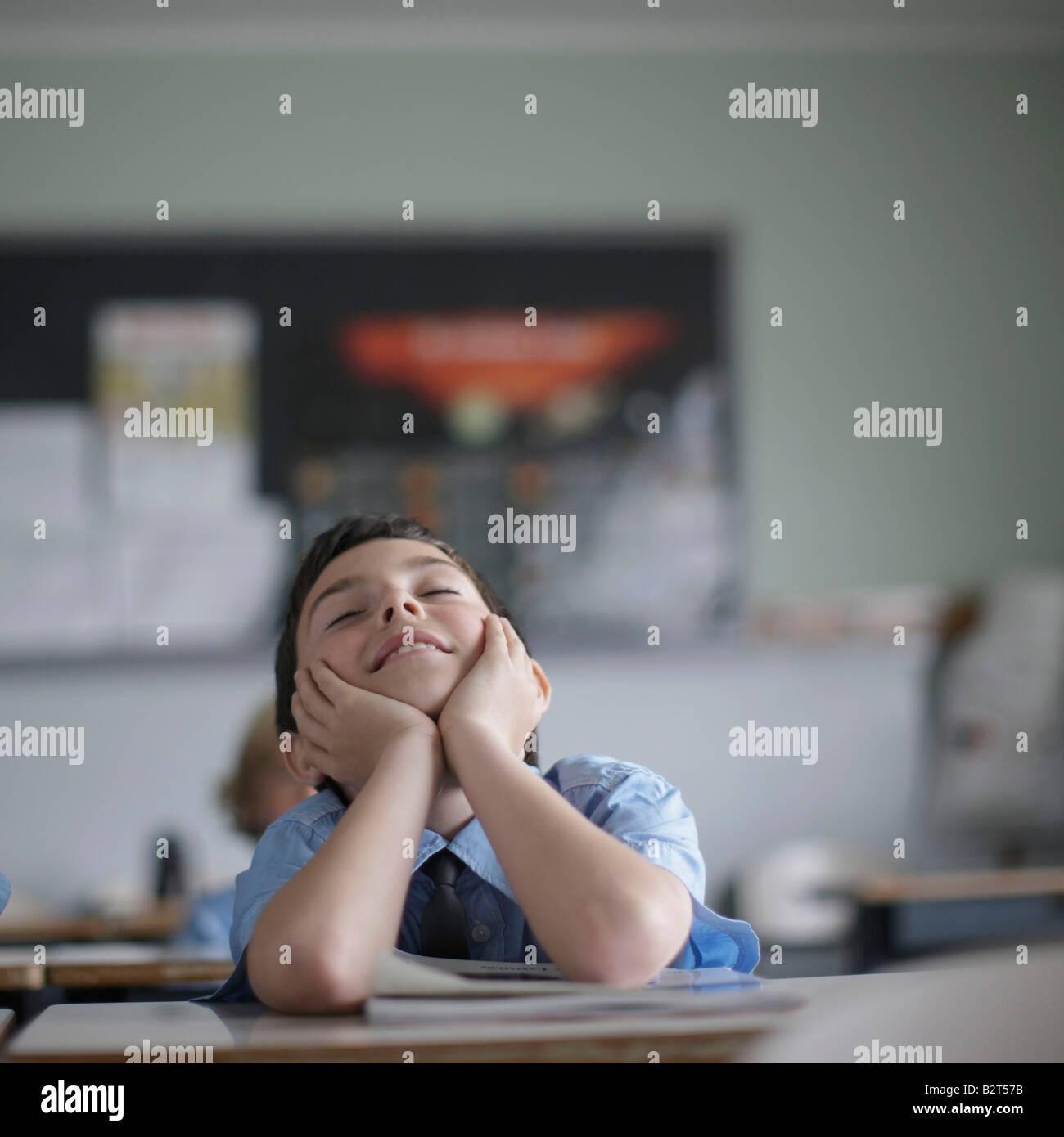 Daydream Classroom Stock Photos & Daydream Classroom Stock ...
