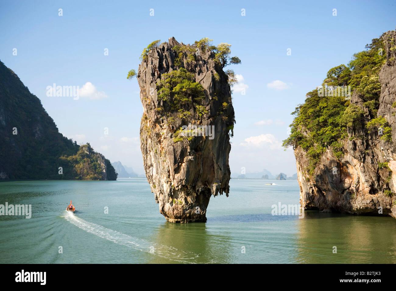bondman island