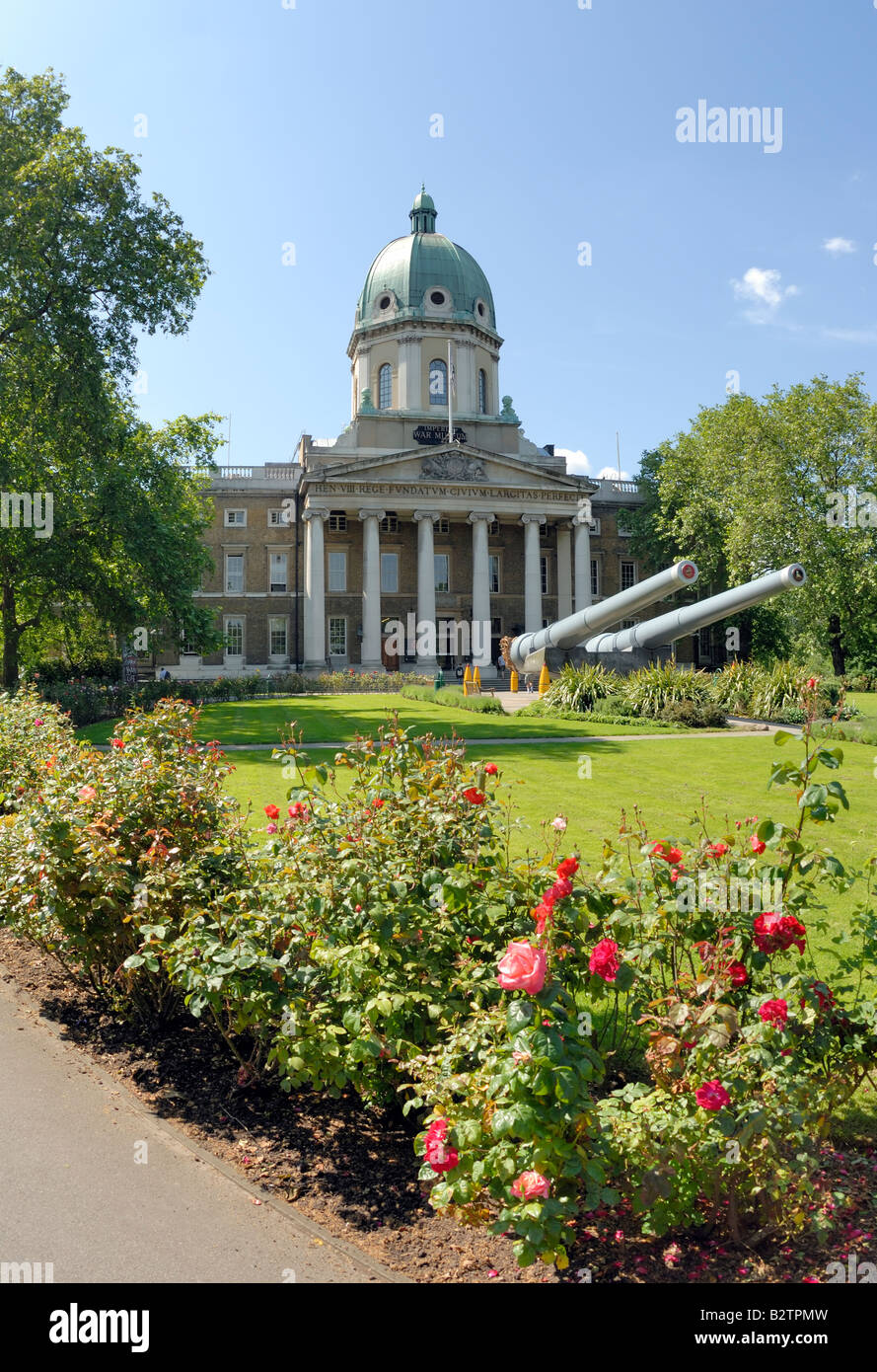 Imperial War Museum, London - Stock Image