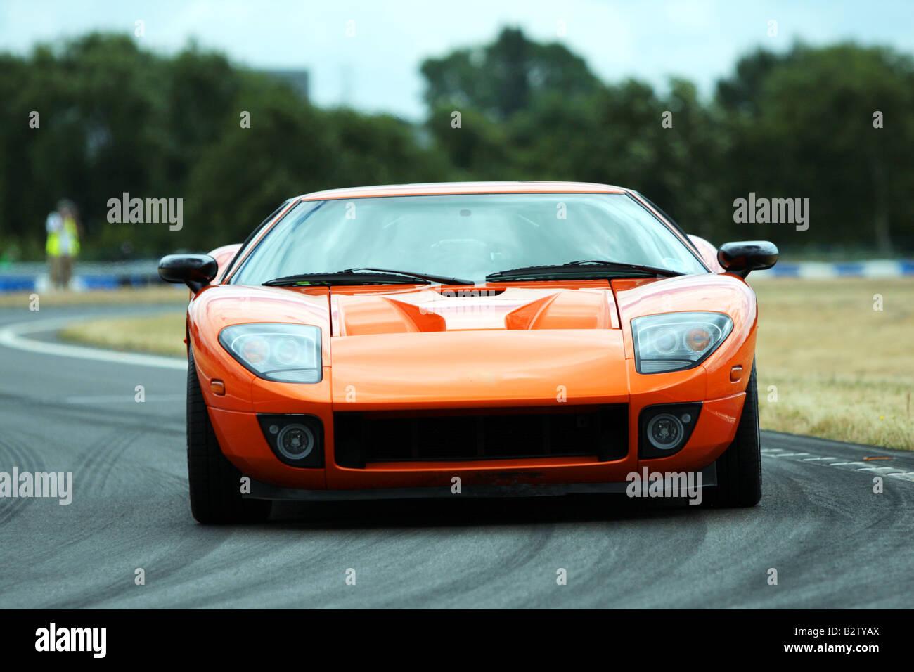 Ford Gt Gt Orange Supercar Dream Boys Fast Loud