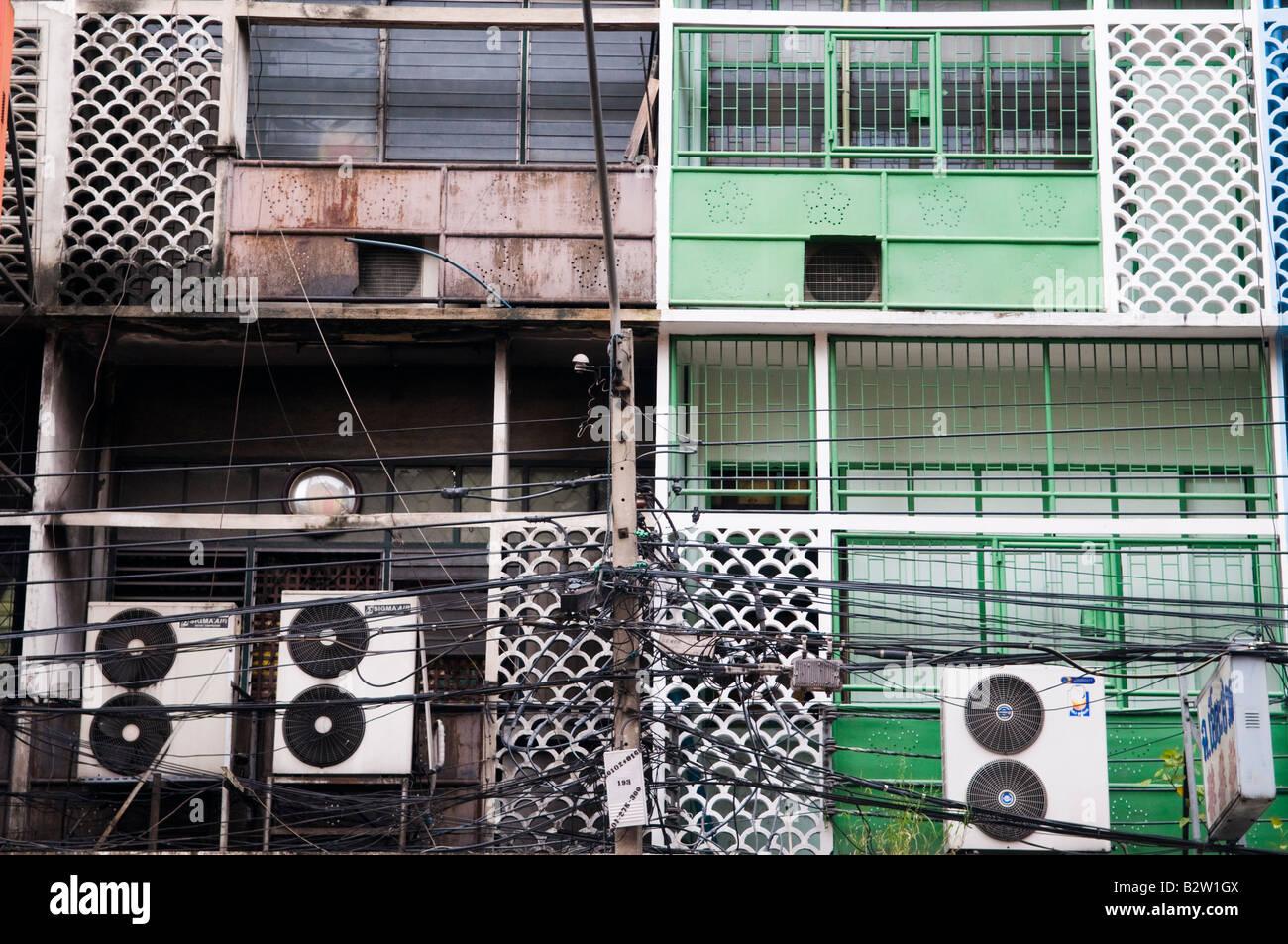 Urban images from Bangkok Stock Photo