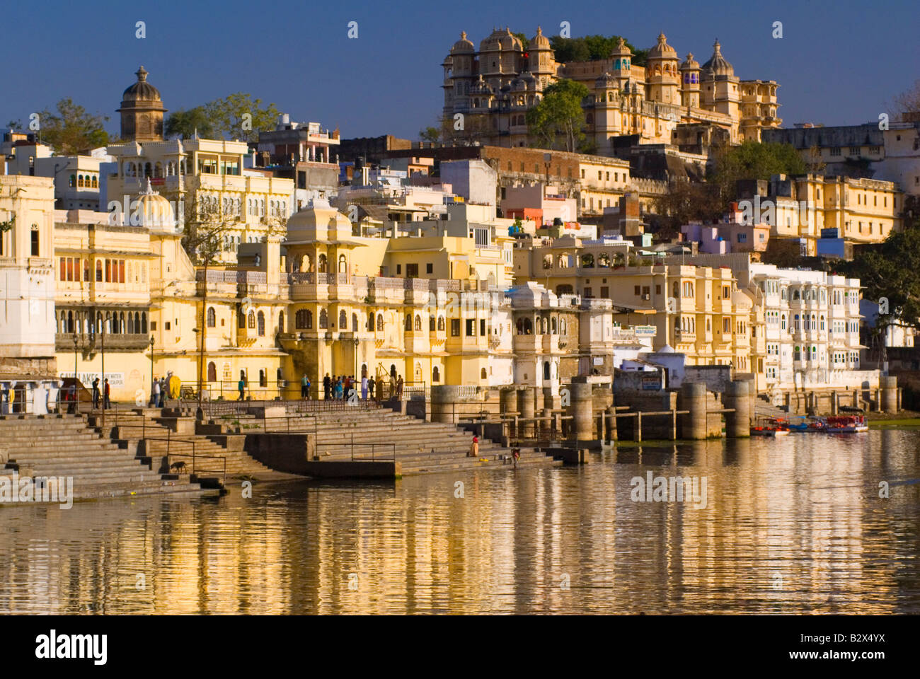 Udaipur, Rajasthan, India, Subcontinent, Asia - Stock Image