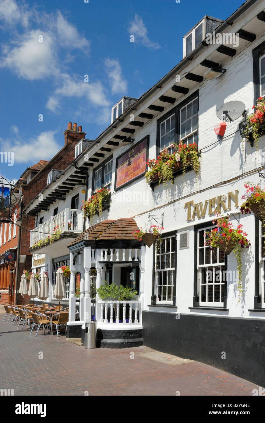 Westerham, Kent - Stock Image