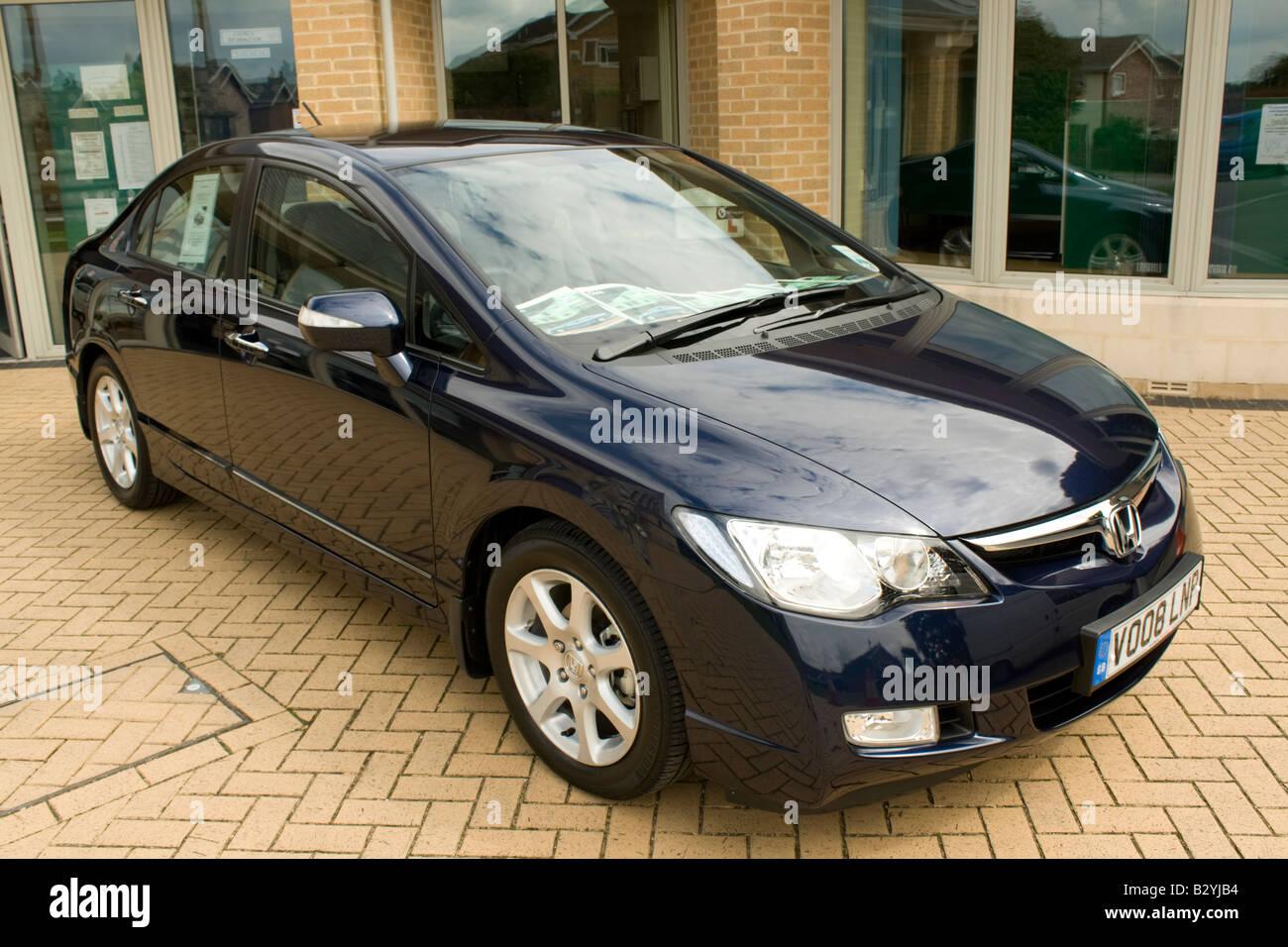 Honda Civic 1 4 IMA ES Hybrid Dual Fuel Petrol Electric Car UK