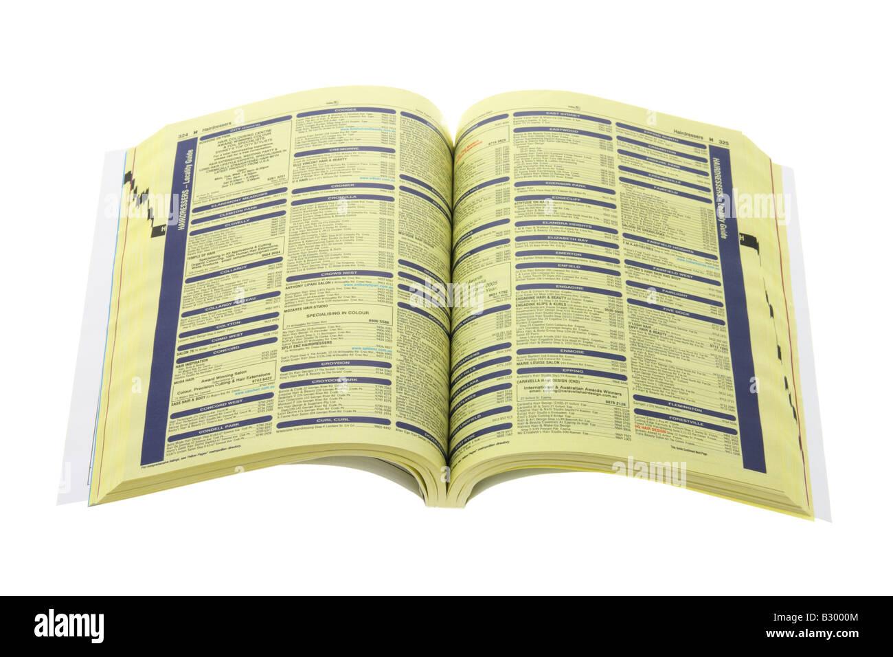 Phone Book Stock Photos & Phone Book Stock Images - Alamy