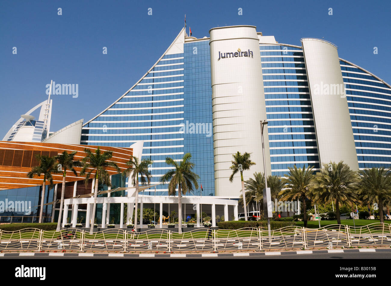 Dubai Big Hotel High Resolution Stock Photography And Images Alamy