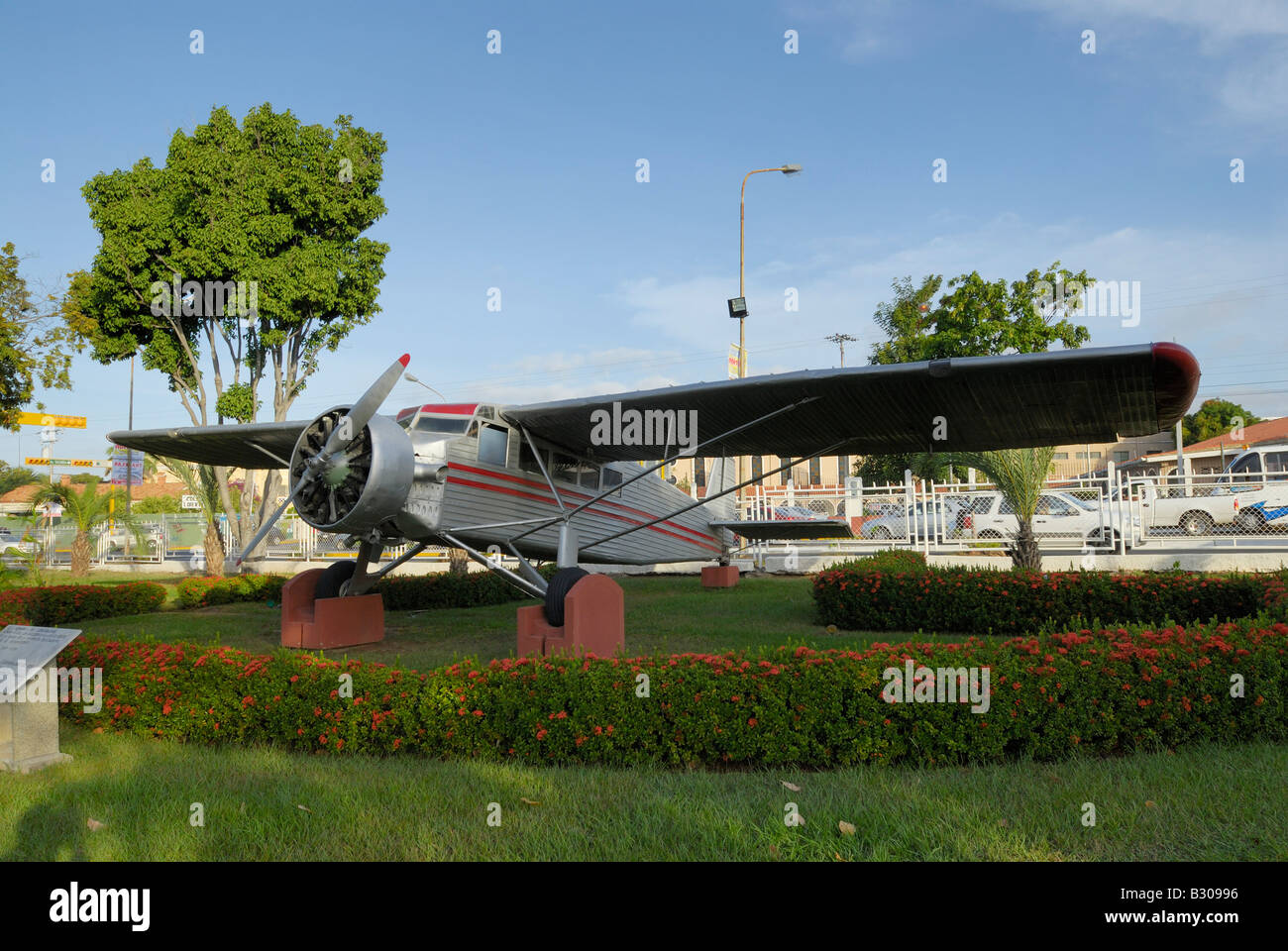 Jimmy Angels plane, CIUDAD BOLIVAR, Venezuela, South America - Stock Image