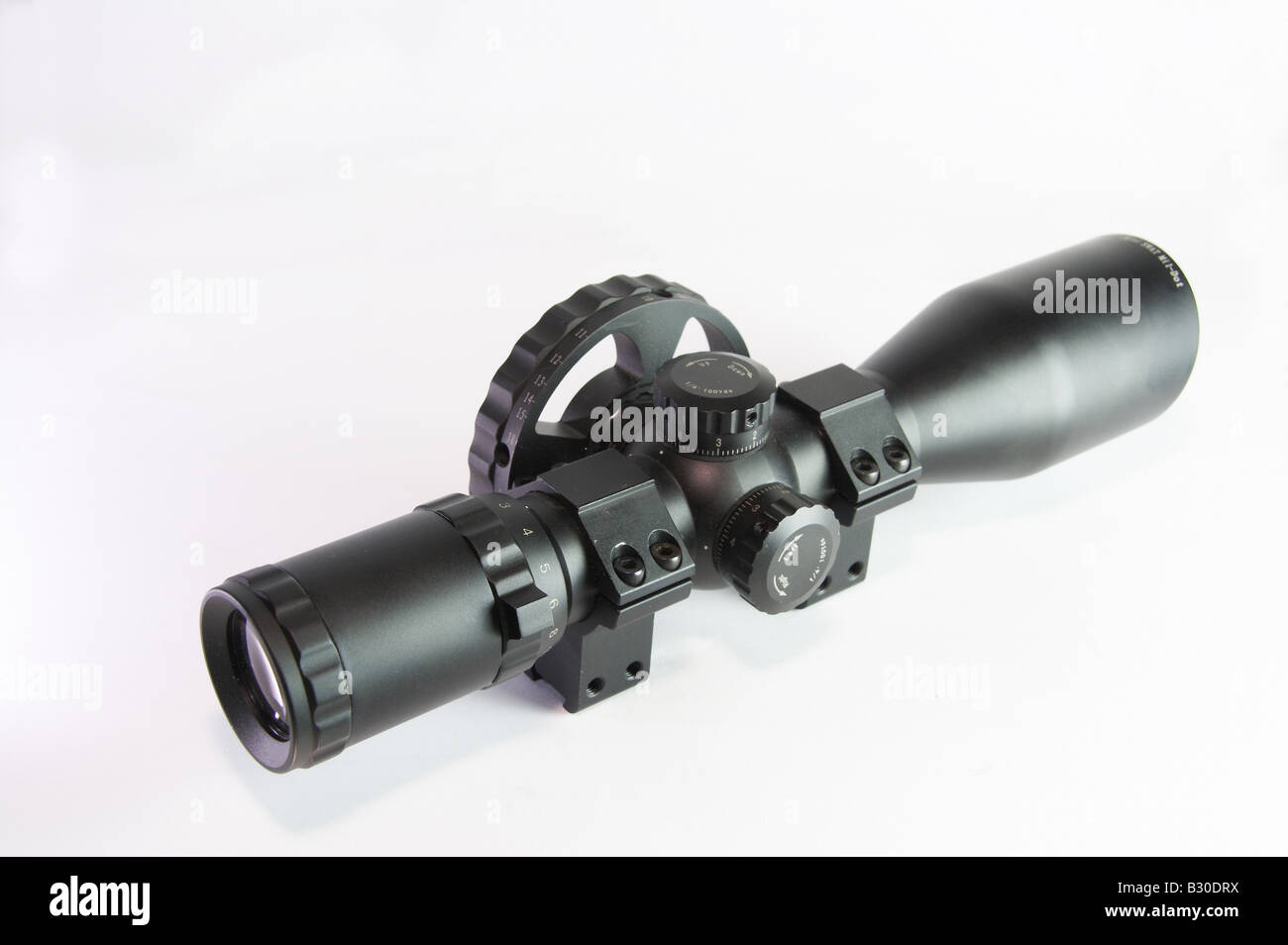 Optical sight - Stock Image
