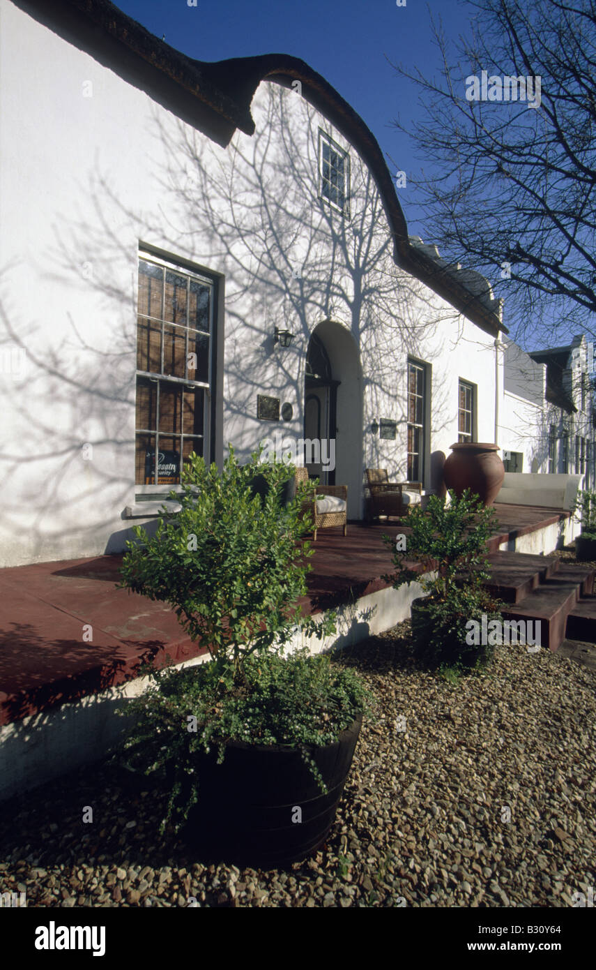Settler History Dutch Colonial Style House White Washed Walls Wine