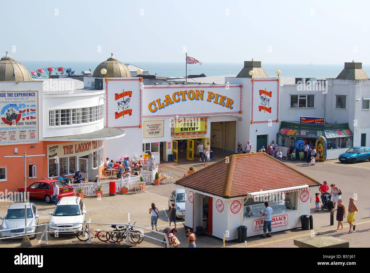 Clacton on sea essex united kingdom
