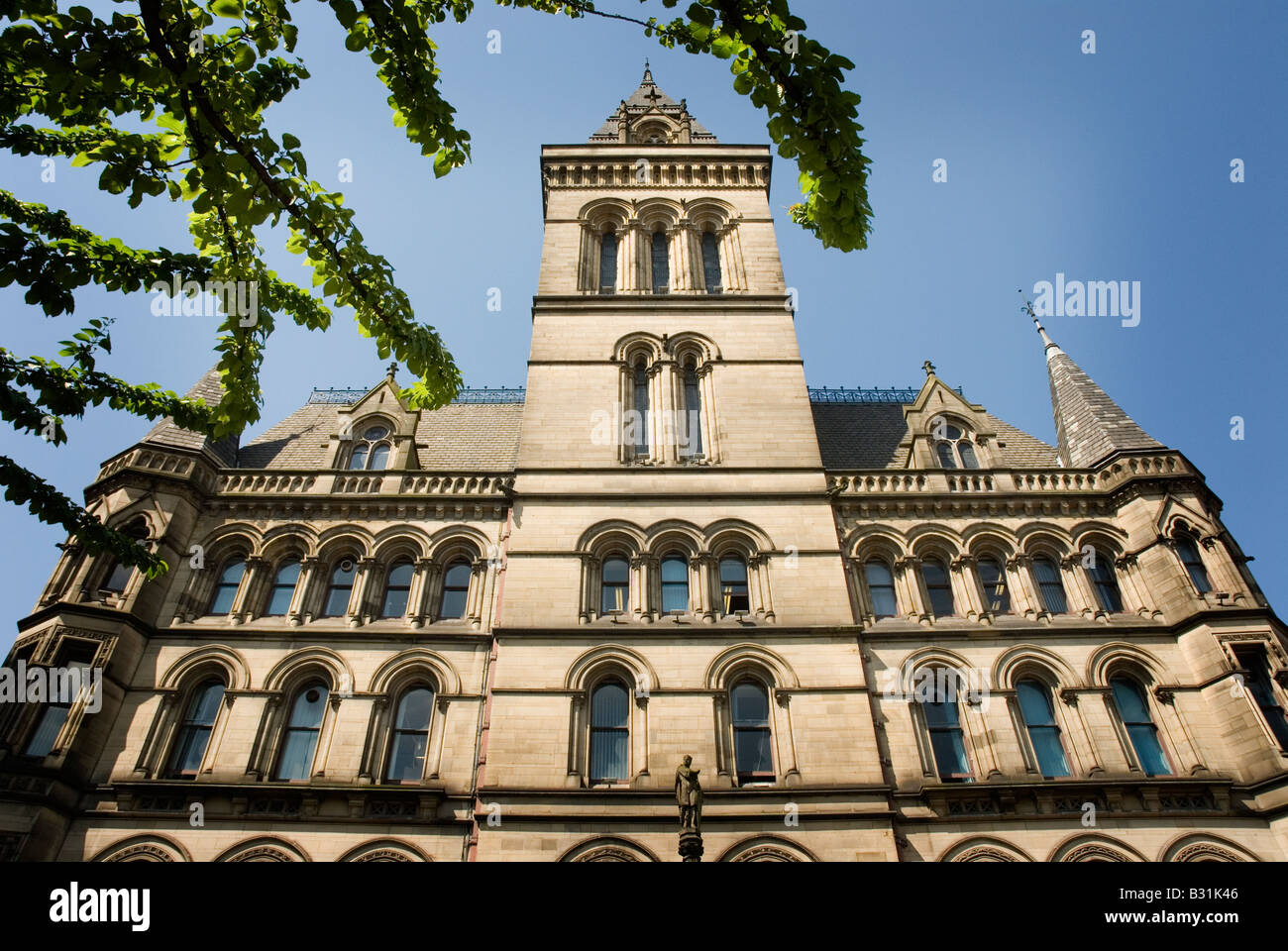 Manchester Council building - Stock Image