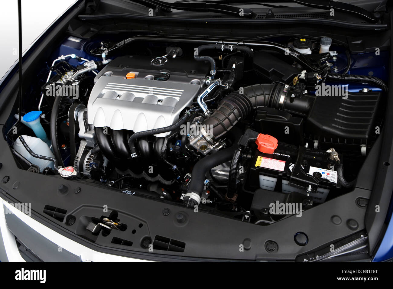 Acura Tsx Stock Photos Acura Tsx Stock Images Alamy - Acura tsx engine