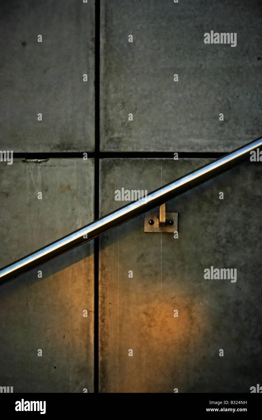 Steel Handrail Stock Photos & Steel Handrail Stock Images - Alamy