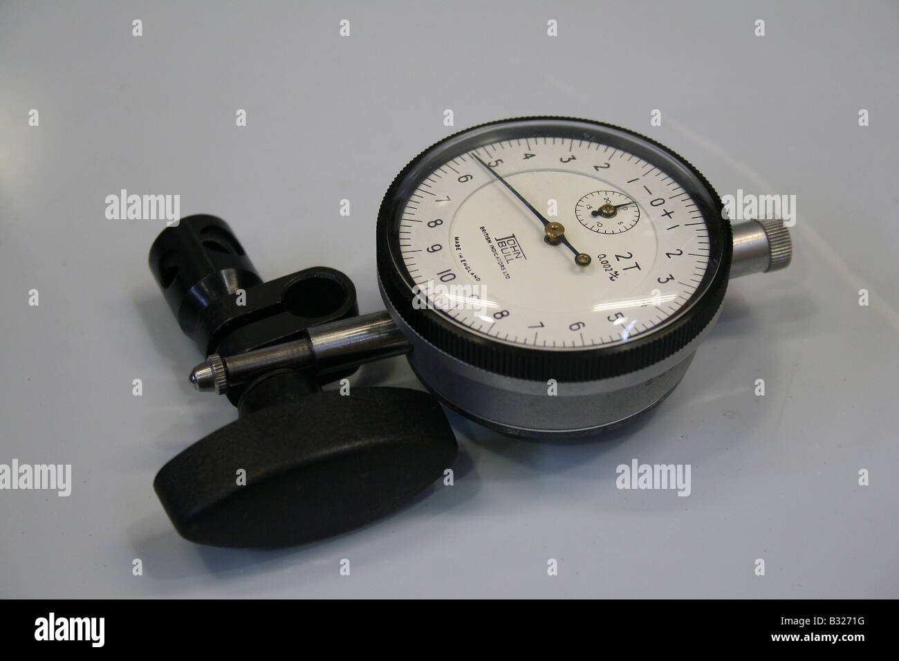 Old Vintage Car Engine Temperature Gauges