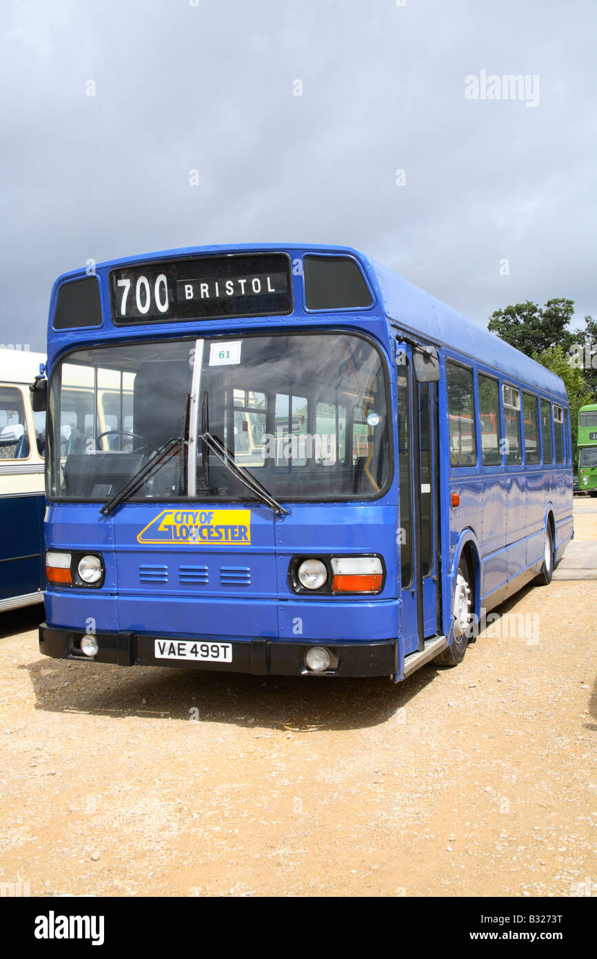 Mann single Deck buss