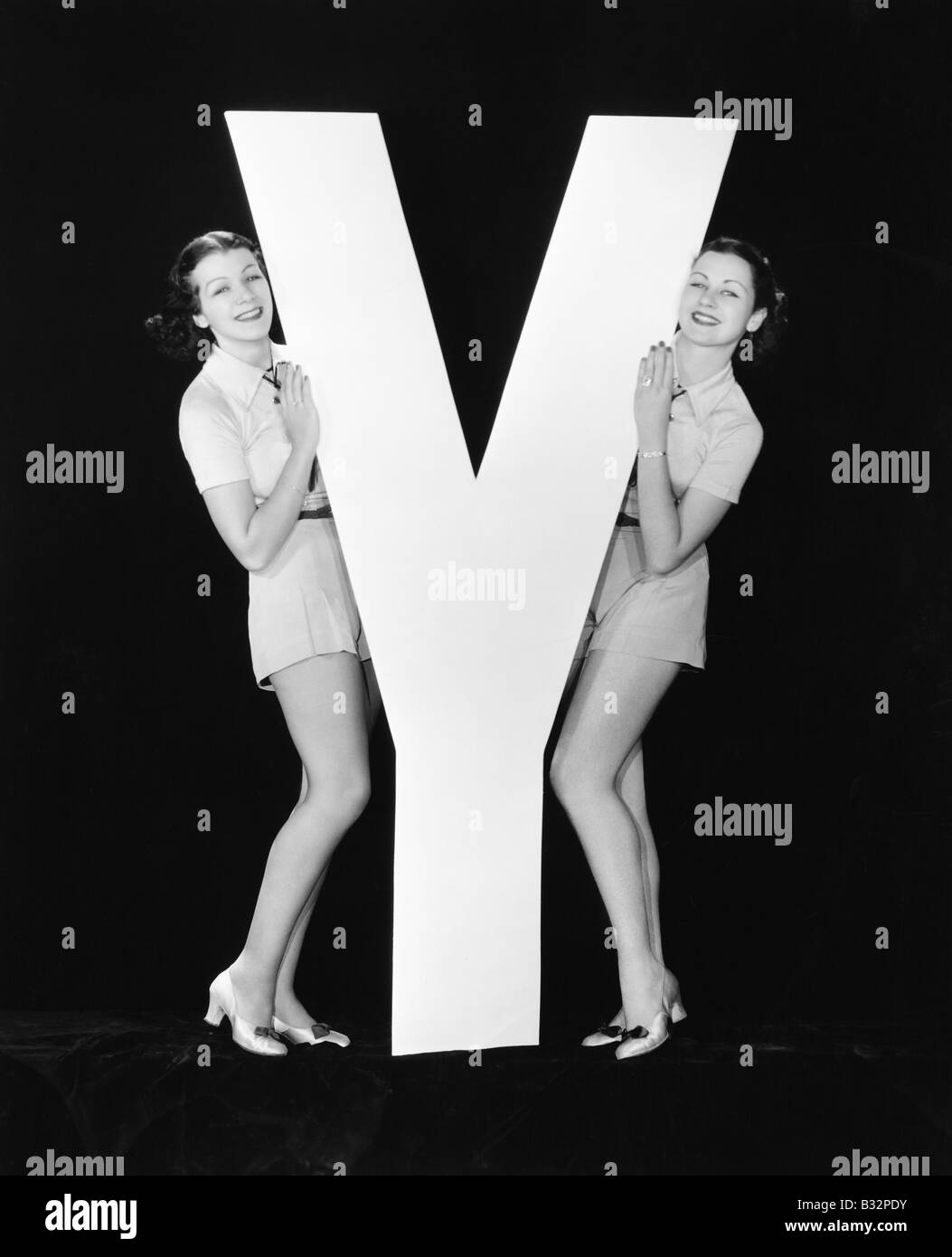 letter y photography