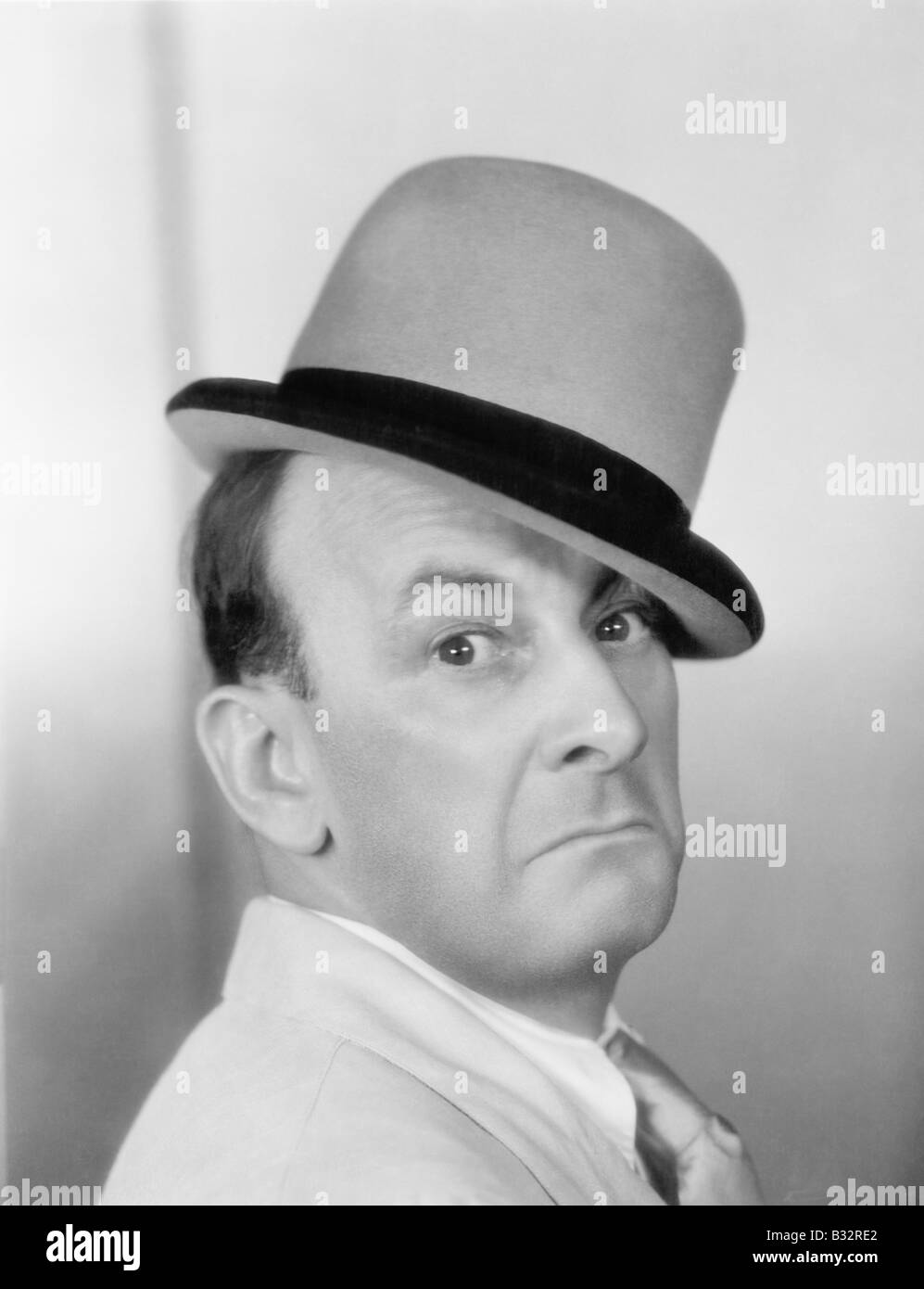 1fb08fbe2c5 Bowler Hat Black and White Stock Photos   Images - Alamy