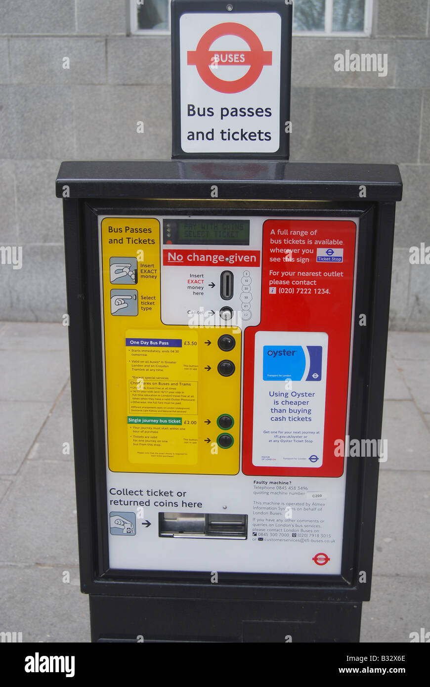 How To Buy An Oyster Card From A Machine