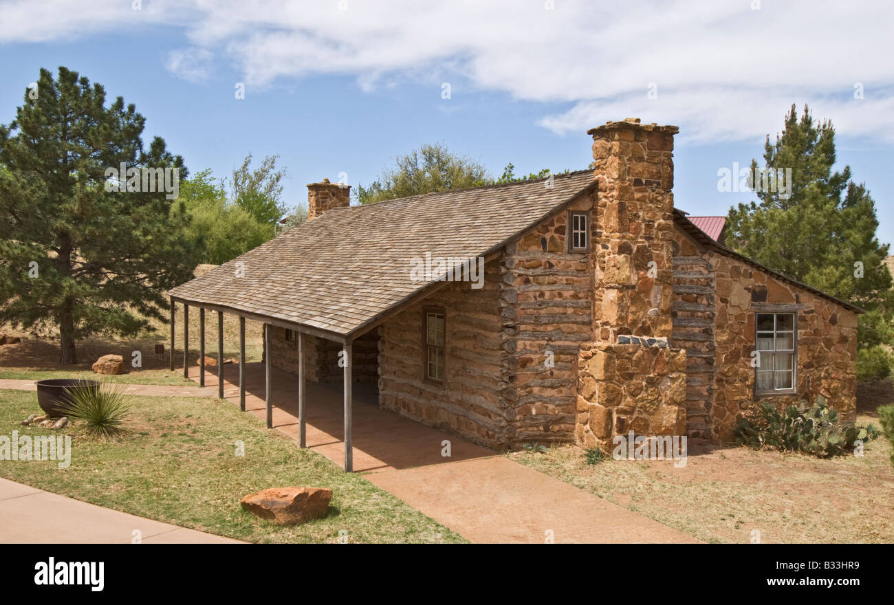 Texas lubbock national ranching heritage center hedwig s for Dogtrot modular homes