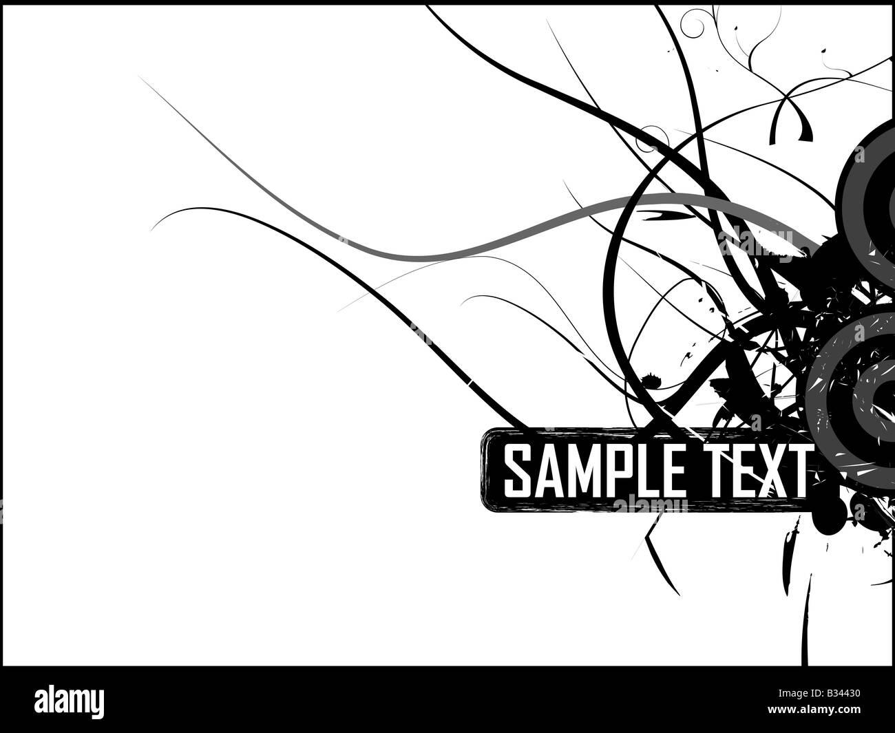 text template swirls on grungy stock photos text template swirls