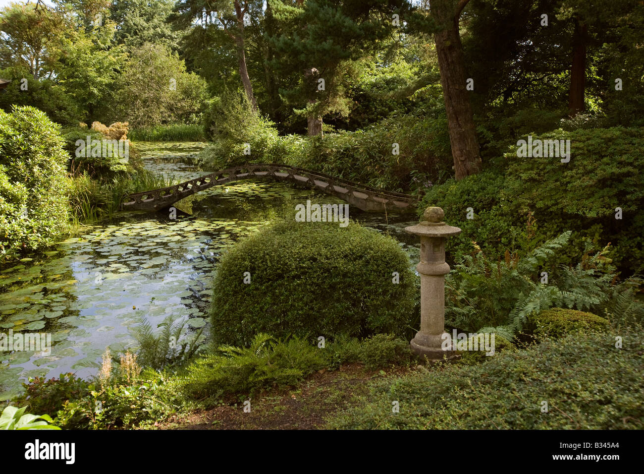 Japanese Garden Design Stock Photos & Japanese Garden Design Stock ...