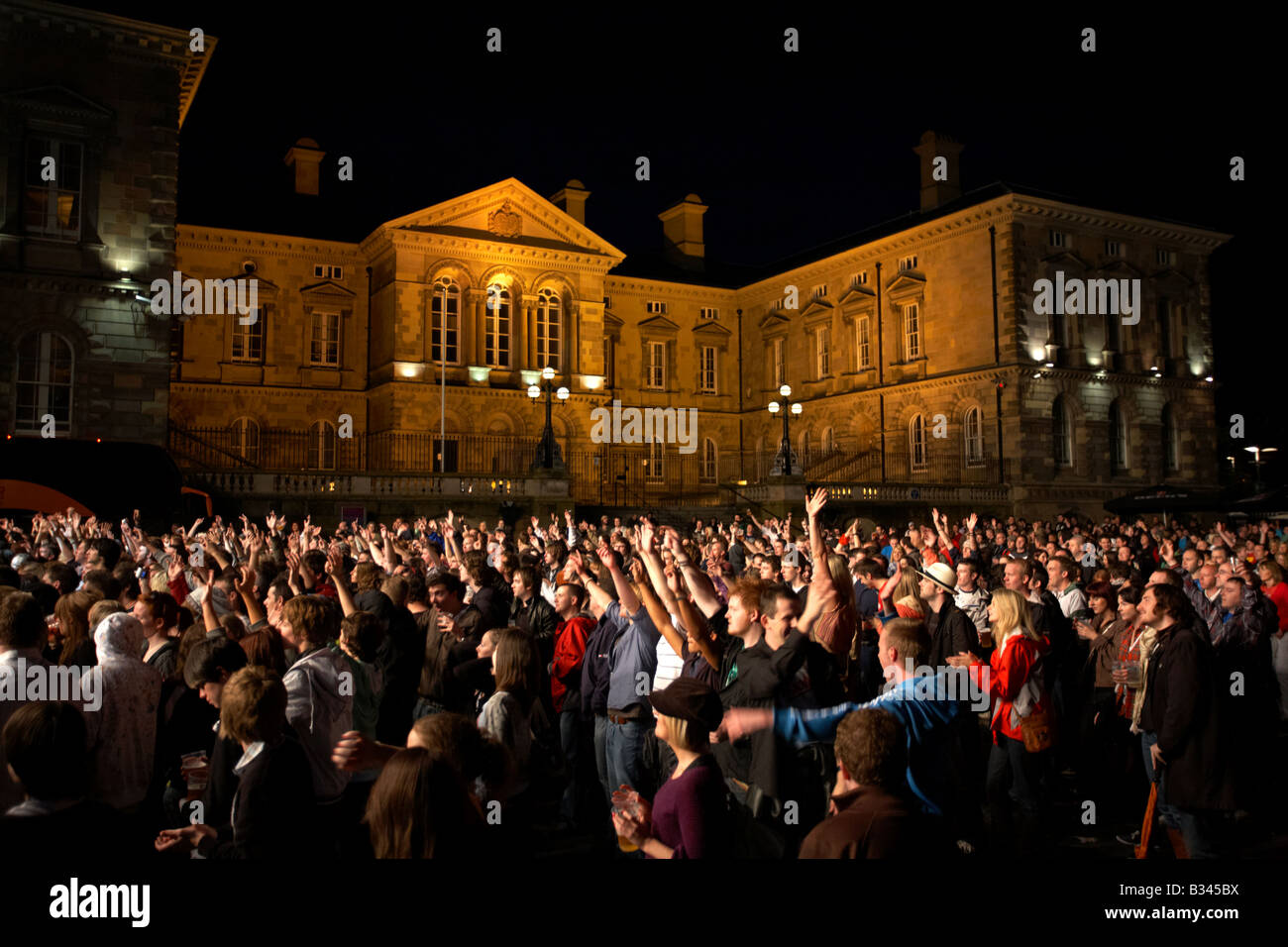 Outdoor Concert Stock Photos & Outdoor Concert Stock Images - Alamy