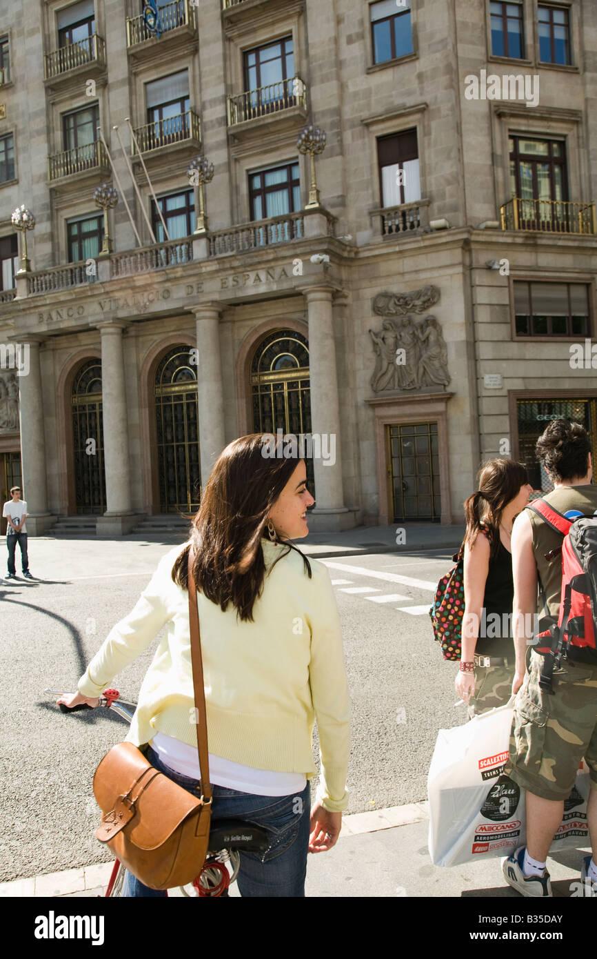 Teen girls in Barcelos
