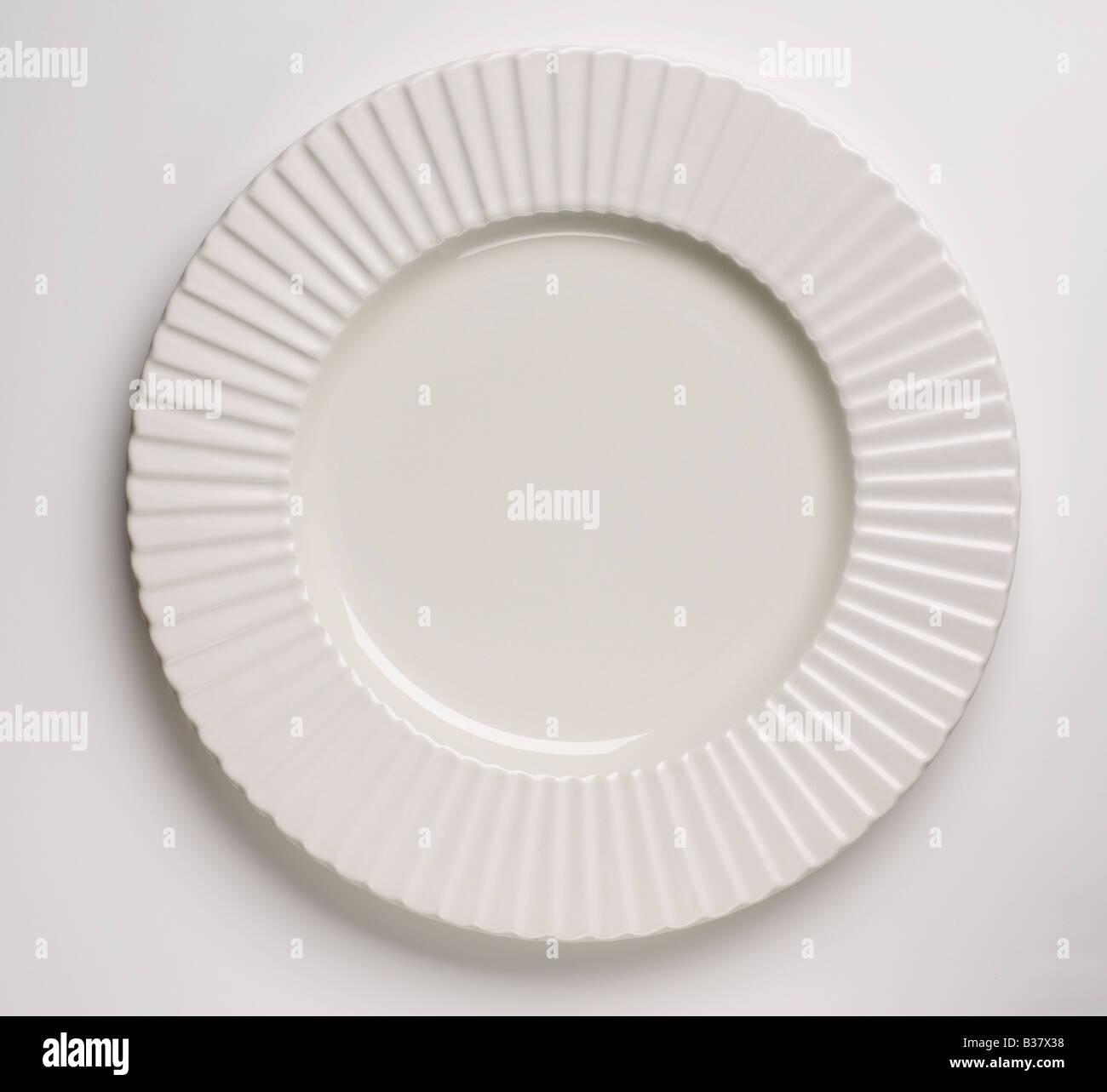 Dinner Plate - Stock Image