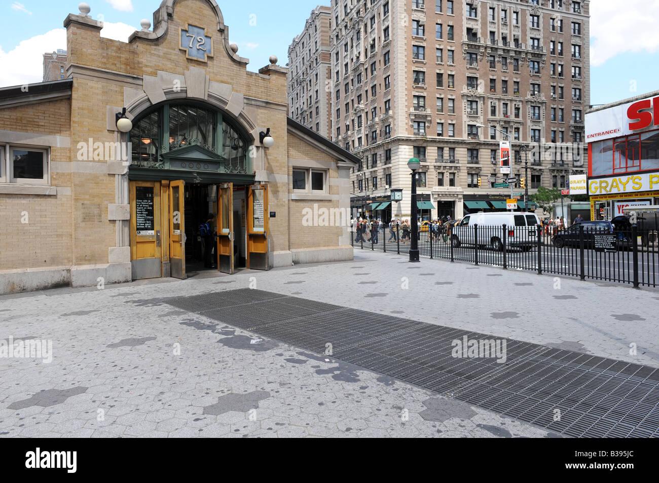 72nd Street Subway Map.72nd Street Station Stock Photos 72nd Street Station Stock Images