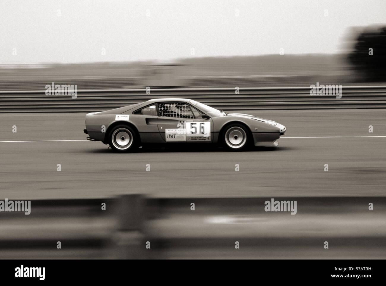 Ferrari 308 GTB. - Stock Image