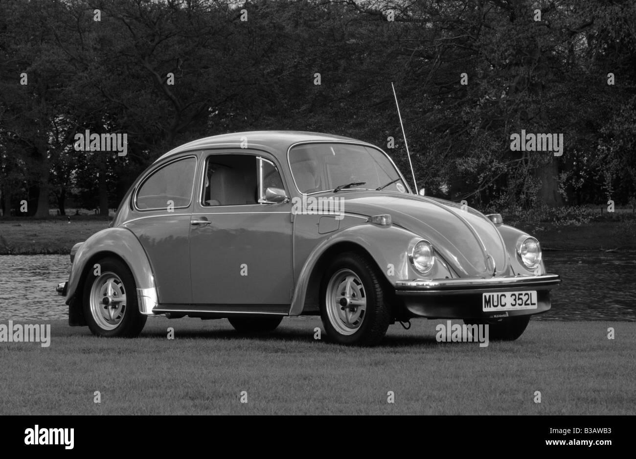 Volkswagen Beetle GT. - Stock Image