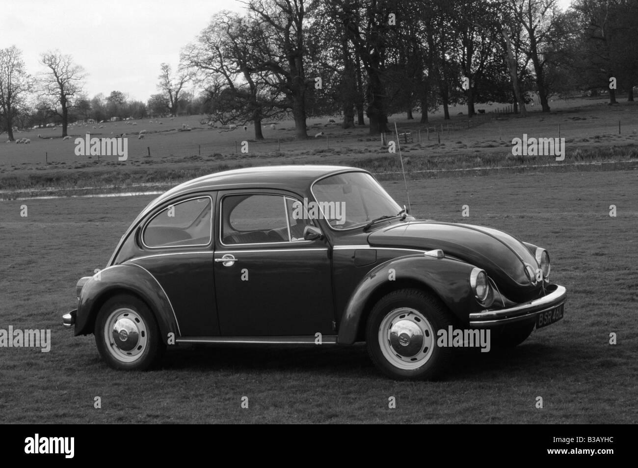 Volkswagen Beetle 1303. - Stock Image
