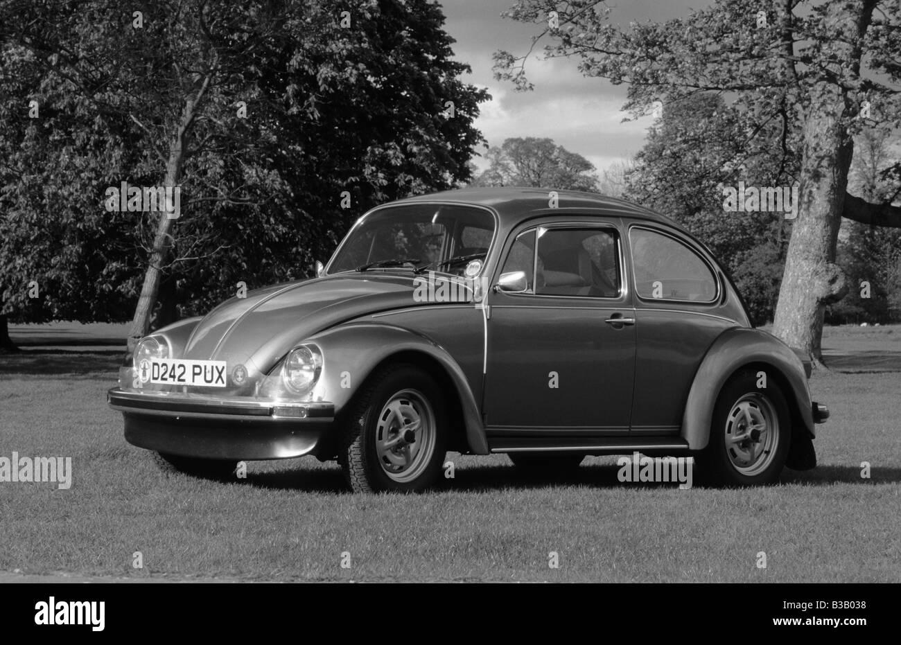 Volkswagen Beetle. - Stock Image