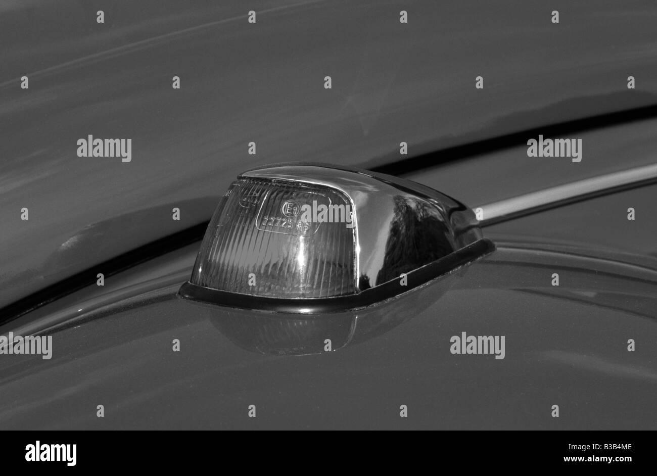 Volkswagen Beetle 1500. - Stock Image