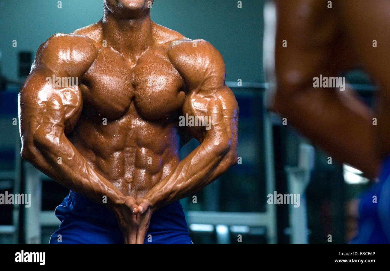 Big Muscles Stock Photos & Big Muscles Stock Images - Alamy