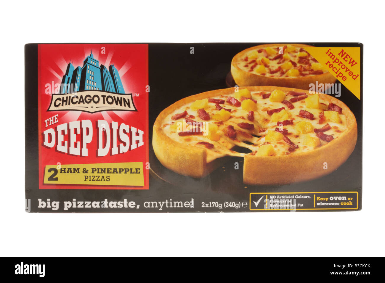 Chicago Town Pizza Stock Photos Chicago Town Pizza Stock