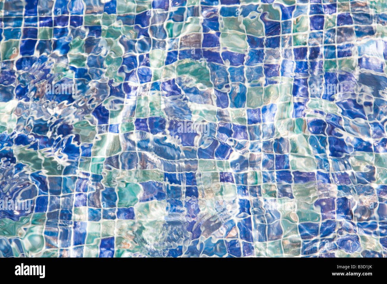 Tile Background, full frame - Stock Image