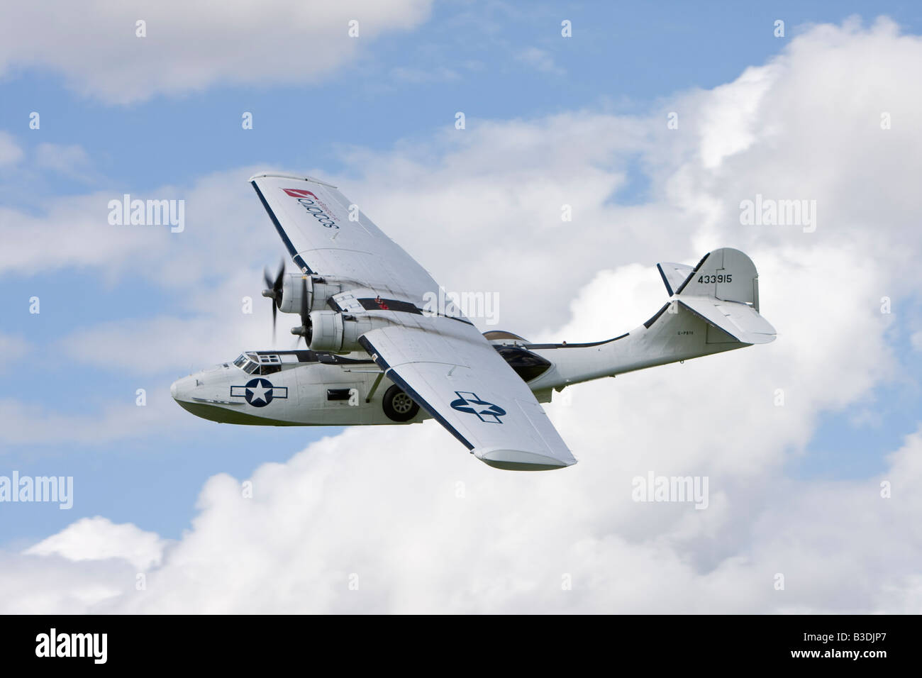 Canadian Vickers Canso PBY 5A Catalina - Stock Image