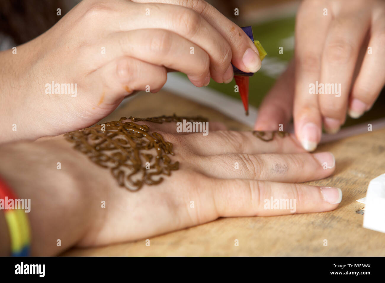 Henna Tattoo Vancouver Bc : British tattoo stock photos images alamy