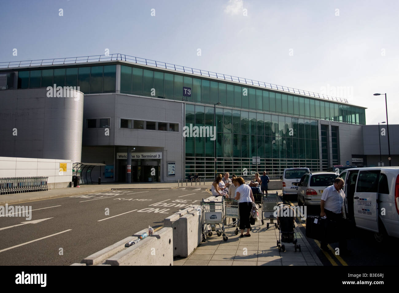 Manchester Airport Terminal 3 Arrivals Parking Best Airport 2018