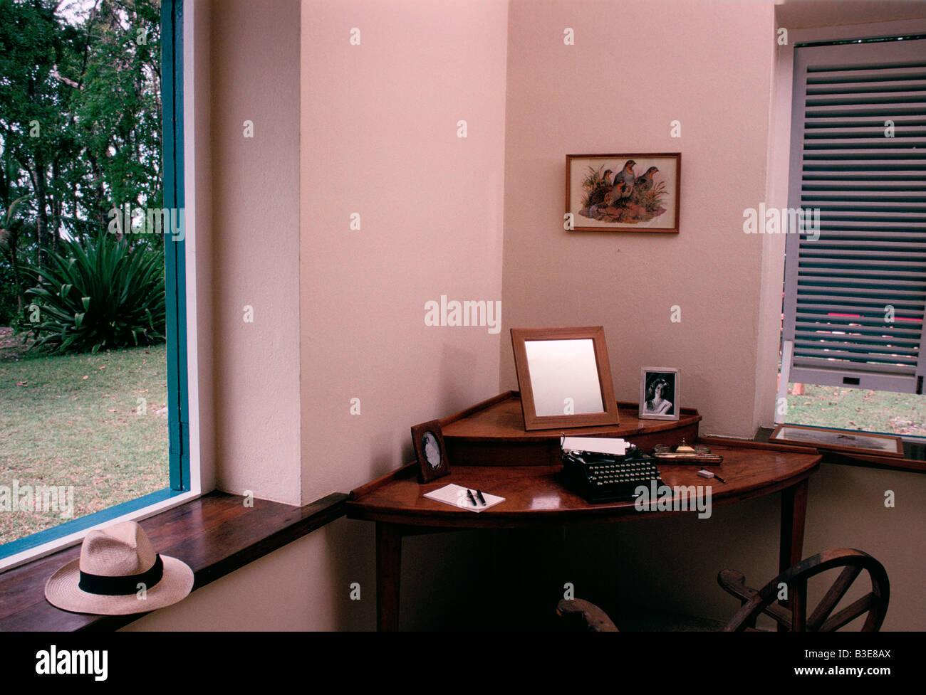 GOLDEN EYE IAN FLEMINGS HOUSE JAMAICA - Stock Image