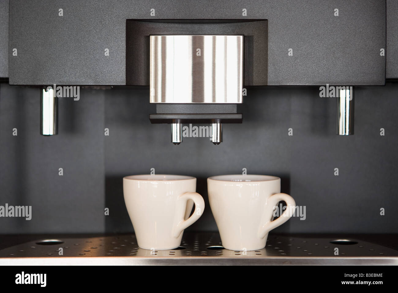 Coffee machine - Stock Image
