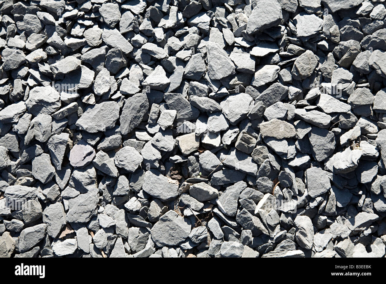 Full frame image of stones - Stock Image