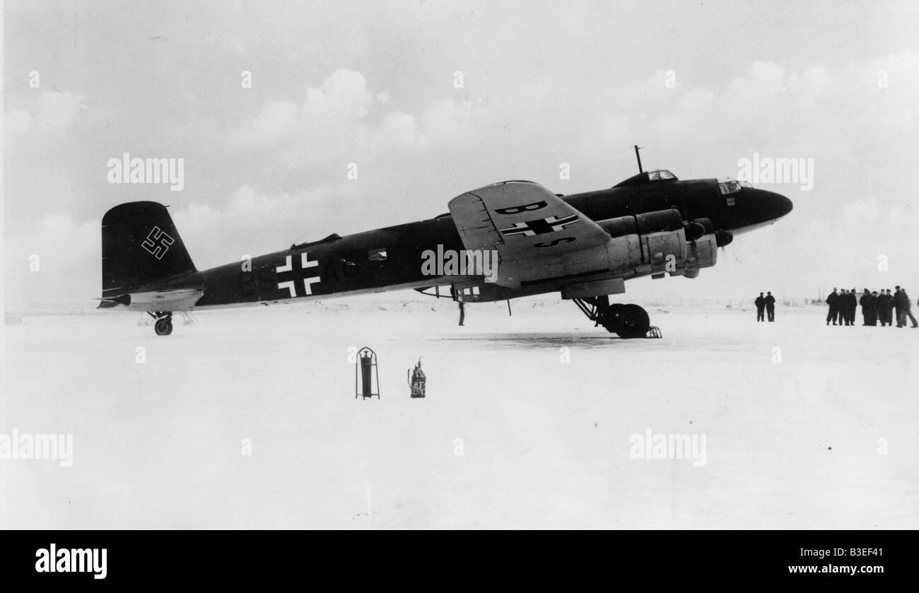 Focke-Wulf 200 Condor - Stock Image