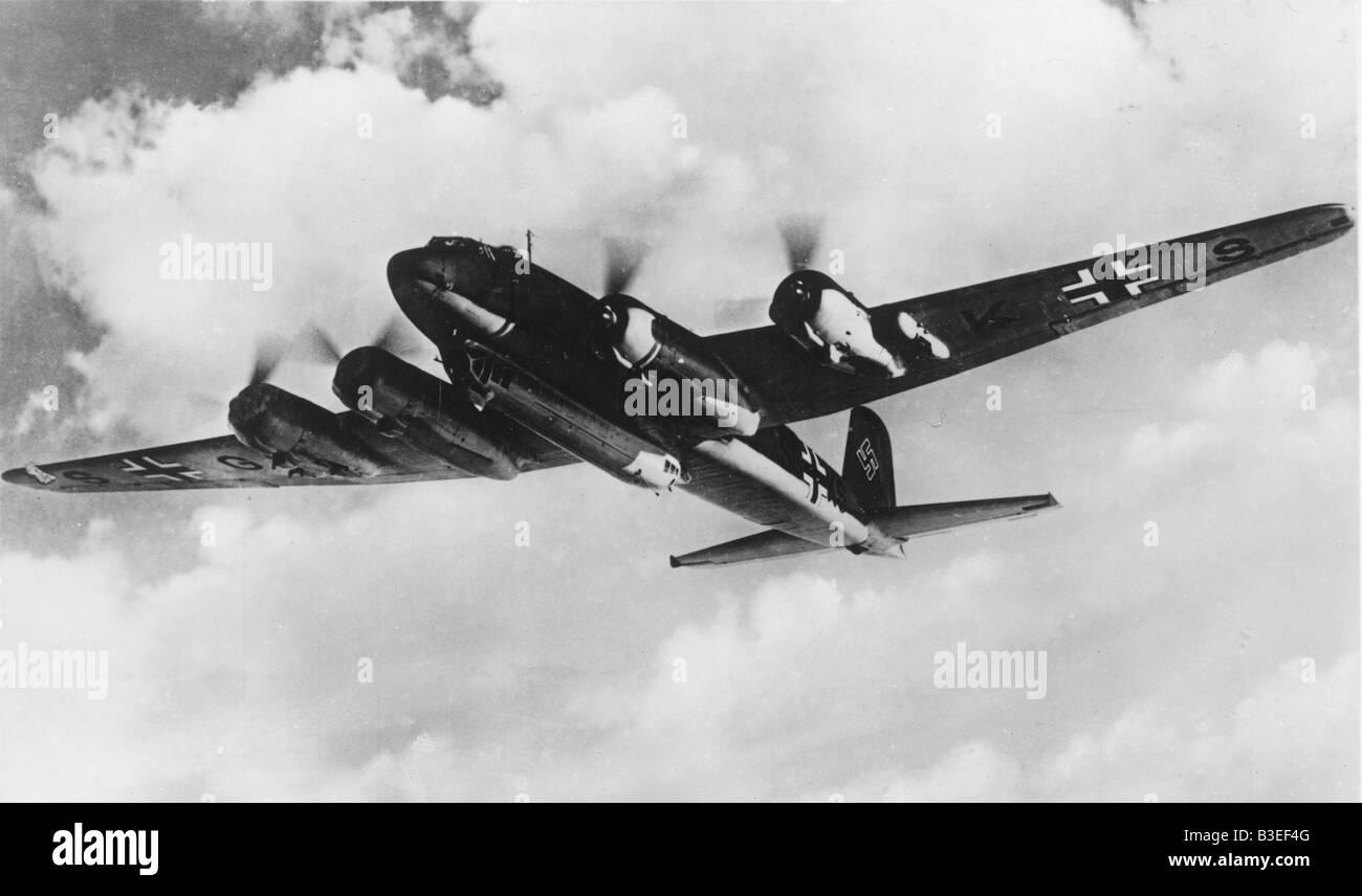 Focke-Wulf 200 C 'Condor' - Stock Image