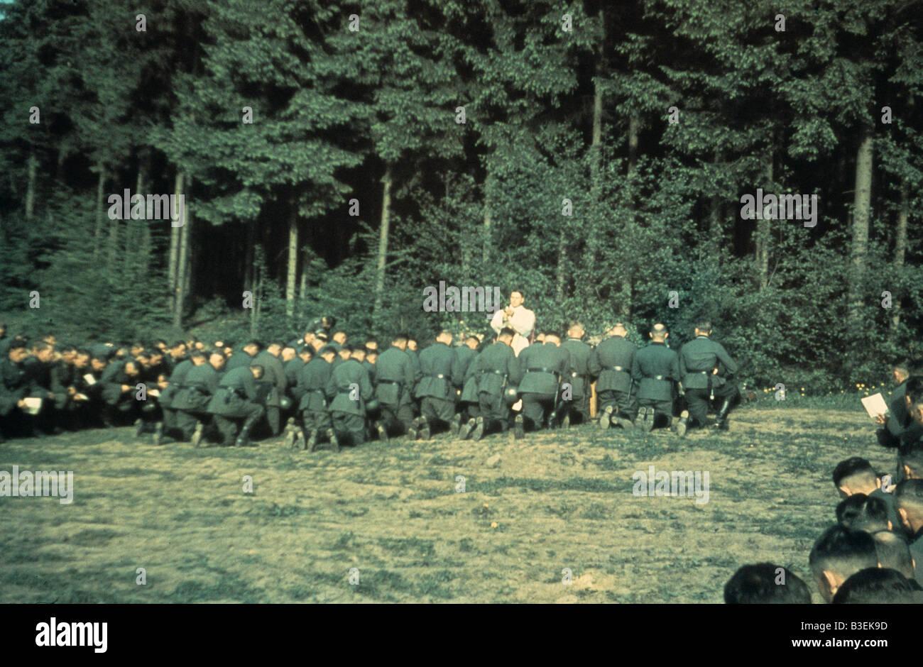 World War II/Russian Campaign/1941. - Stock Image