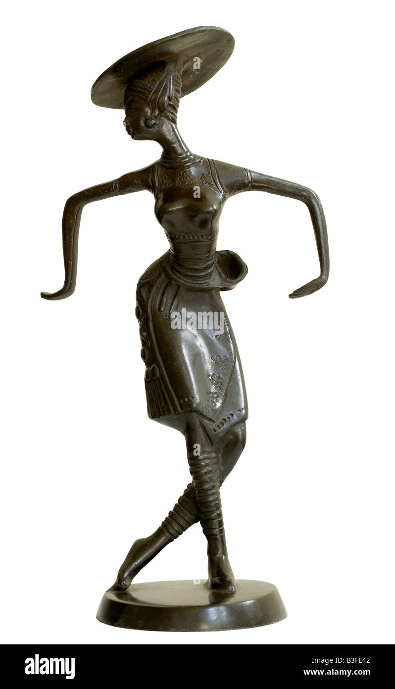 African Art - Stock Image