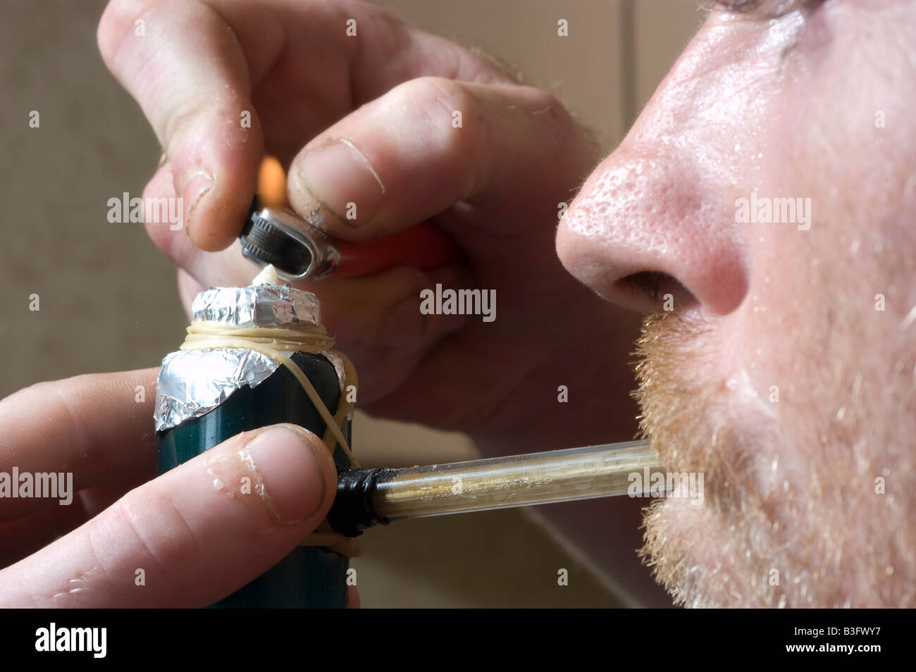 Crack Pipe Stock Photos Amp Crack Pipe Stock Images Alamy