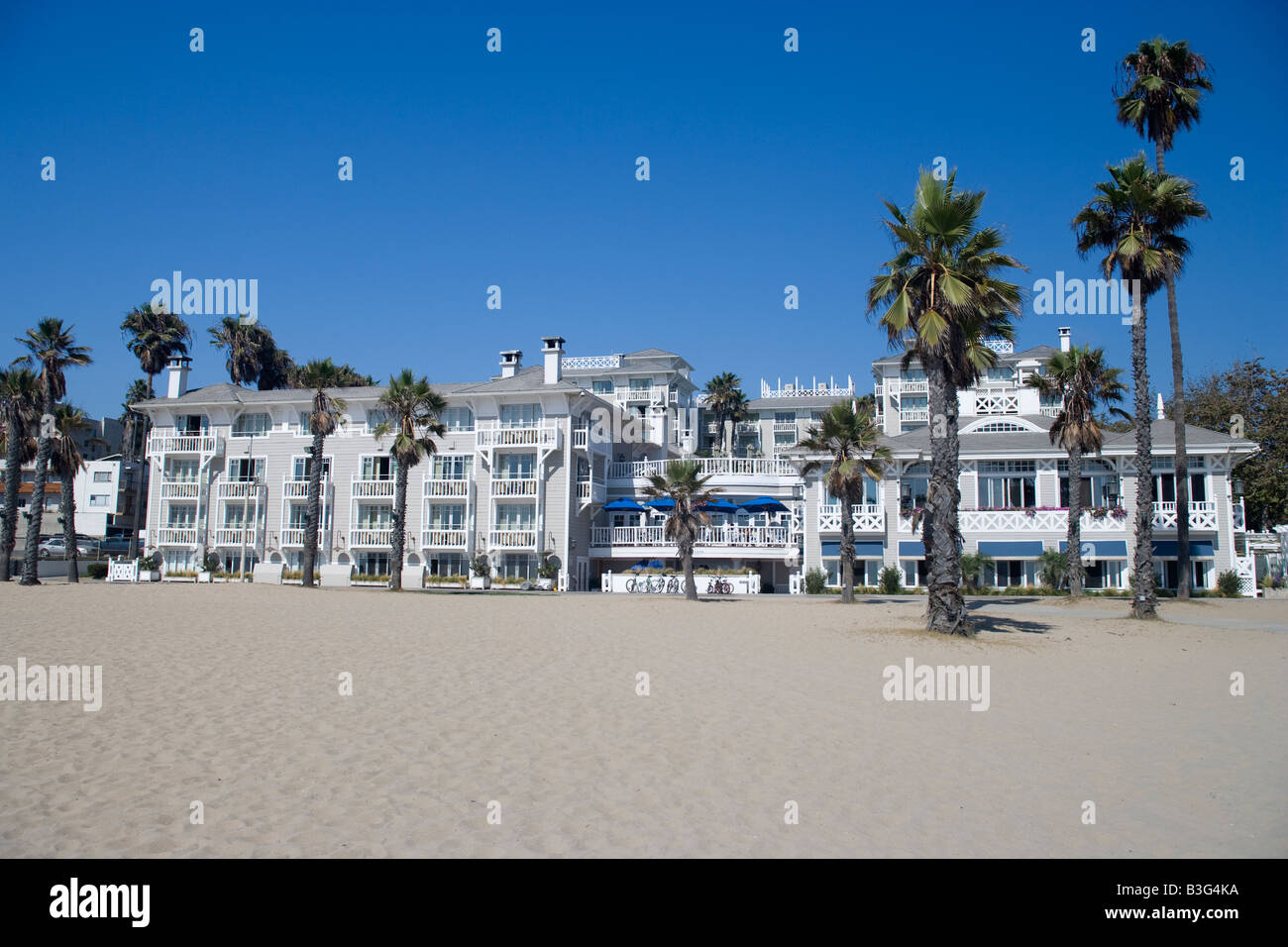 Shutters On The Beach Hotel Santa Monica Beach Los Angeles California Stock Photo Alamy