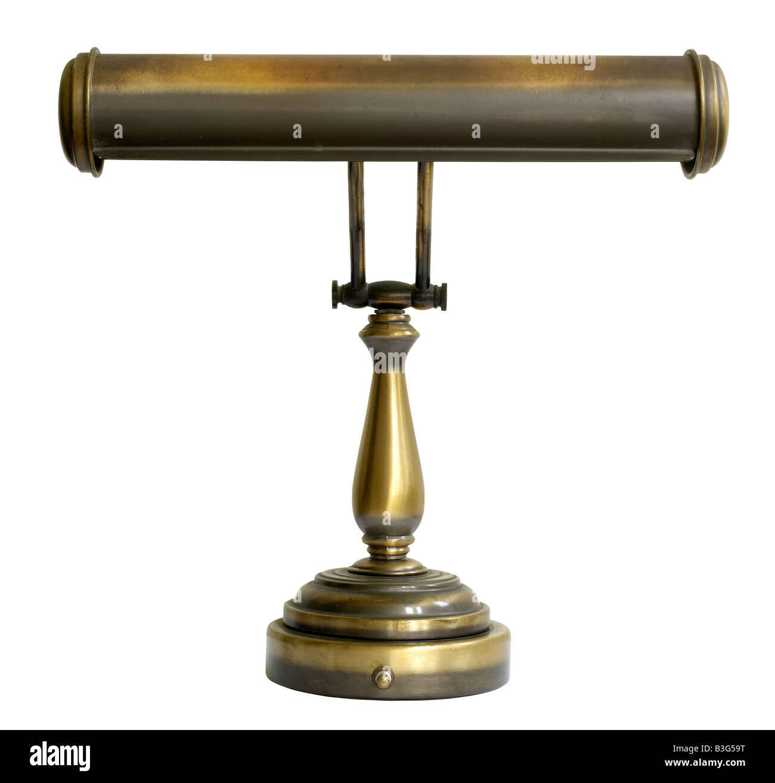 Desk Table lamp - Stock Image